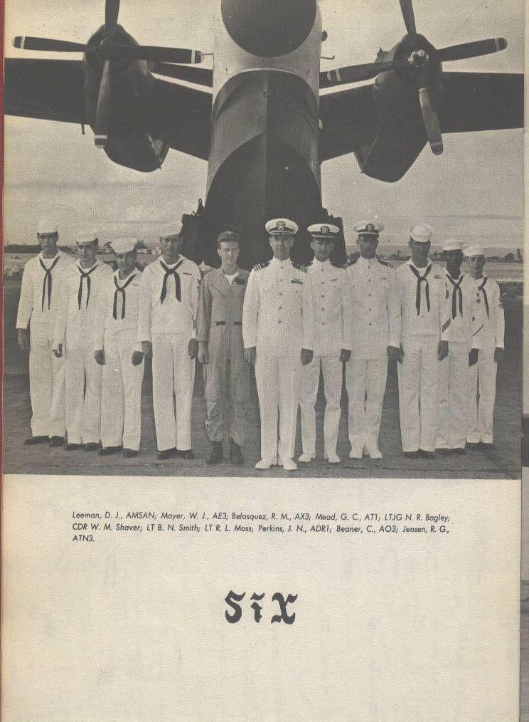 VP-48 Alumni Association - Cruise Books